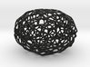 Voronoi Pearl Light Lamp No. 3 (10,5 cm) 3d printed
