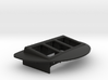 3 OEM Ash Tray Pod (angled & rounded) 97+ Jeep XJ 3d printed