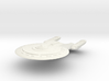 Barge Class Refit B Cruiser 3d printed