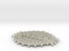 bioshock logo 3d printed