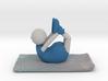 Yoga Pose 4 - 1031N 3d printed