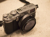 Fujifilm X100/S/T Focus Ring Sleeve with tab 3d printed