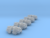 5x Ashen Claw = Cataphractii Shoulder Sets 3d printed