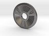 Concentric Coin 3d printed