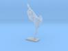 Ballerina 3d printed