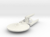 Pratchett Class B  Fast Destroyer 3d printed