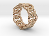 Chain Ring 33 – Italian Size 33 3d printed