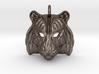 Tiger Pendant 3d printed