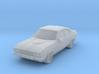 1:87 Ford capri mk3 ho scale 1mm hollow 3d printed