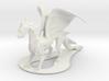 Sleek Dragon 3d printed