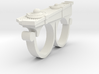 Doctor Strange RIGHT Hand Ring (Size 14) 3d printed