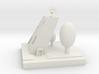 Oblique Building 3d printed