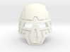 Kanohi Arata - Mask of Durability 3d printed