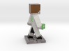 Jelly_Donutt Holding a Block 3d printed
