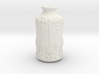 (1/4 Scale) Victorian themed bottle 3d printed
