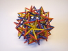 Joining the vertices 3d printed