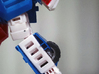 Ultra Magnus Arm Wheels (Shallow Version) 3d printed
