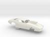 1/8 Pro Mod Camaro Cowl Hood W Scoop 3d printed