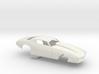 1/25 Pro Mod Camaro Cowl Hood 3d printed