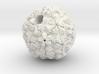 Rhinovirus Pendant 3d printed