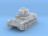 PV122B 38M Toldi I Light Tank (1/100) 3d printed
