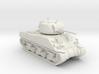 1/100 (15mm) M4 Sherman (F.O.W) Tank Three 3d printed