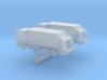 (1:450) Garbage Truck 3d printed