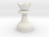 MILOSAURUS Chess LARGE Staunton Rook 3d printed