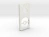Iphone SE Pokeball Case 3d printed