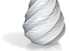 pine cone vase 3d printed