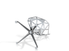 Chair One 3d printed