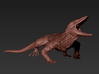 Asprosaurus (Medium / Large size) 3d printed