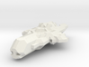 CGS Fighter (Starmade model) 3d printed