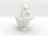 Ghostbusters Inspired Ecto-1 Ghost Hood Ornament 3d printed