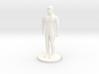Humanoid Robot Gort Likeness 4 3d printed