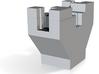 Liokaiser Torso (repaired) 3d printed