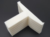 N scale Bridge supports 3d printed Printed supports.