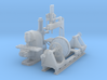 Large Metal Working Machines Collection 1 OO Scale 3d printed