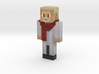 Ansem the Wise (Lab coat) 3d printed