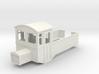 009 HOe Railbus 44 pick up version 3d printed