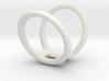 Ring Splint sizes 7/5 9/5 3d printed