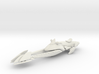 Speeder Concept - from Concept Design Quest 3d printed