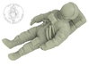 Buzz Aldrin 1:32 (ready to egress LM) 3d printed
