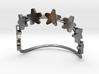 8 Stars Bracelet  3d printed
