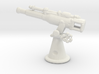 1/144 Scale 3in 23 Cal AA Gun 3d printed