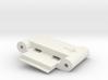 X3M Firestarter Curved Skid 3d printed