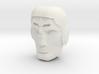 Avatar of the God-Gun Destro Face (Titans Return) 3d printed