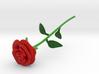 Rose Full Color 3d printed