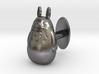 Totoro Cufflink 3d printed
