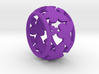 Butterfly orbit ring size 5 3d printed
